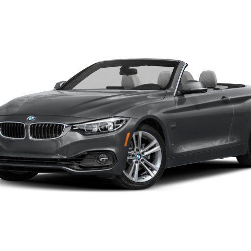BMW 420i Convertible 2018