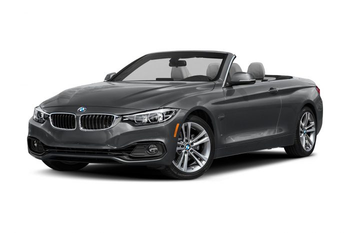 BMW 420i Convertible 2018