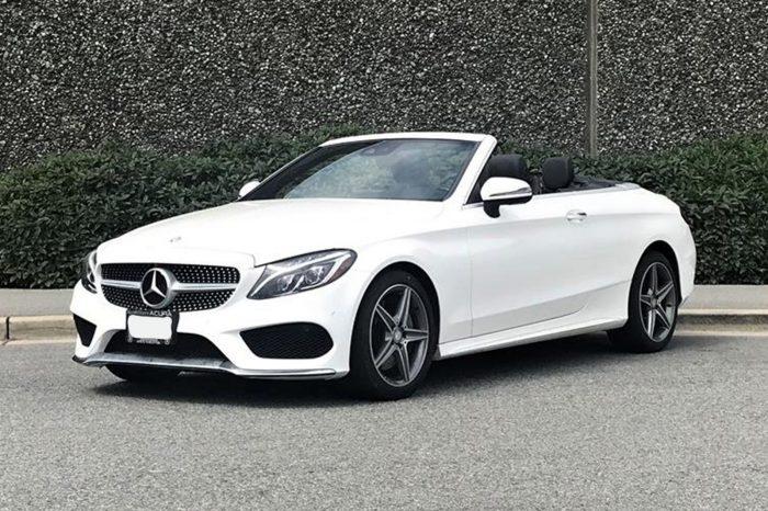 Mercedes Benz C300 2018