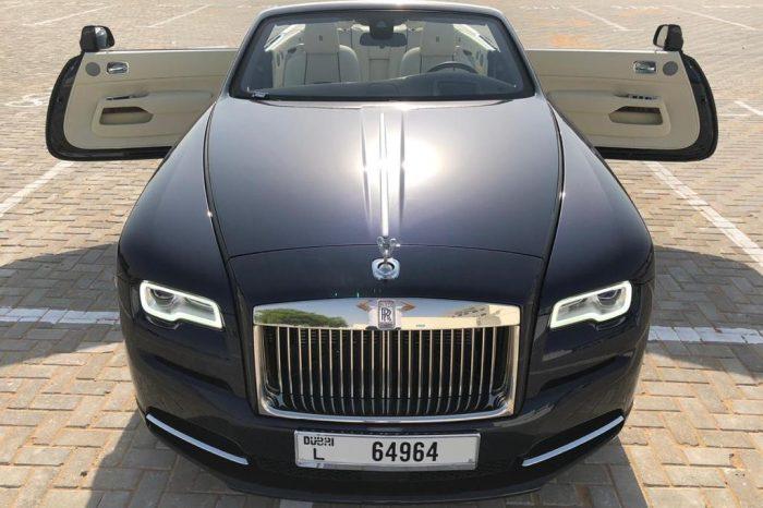 Rolls Royce Dawn 2020