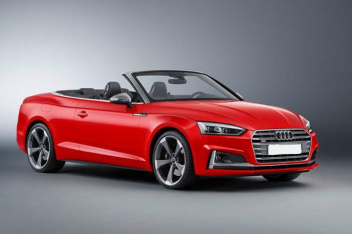 Audi A5 Convertible 2018