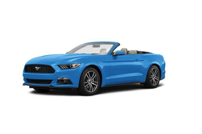 Ford Mustang GT V8 2016