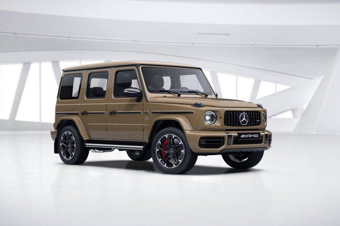 Mercedes Benz G63 2019