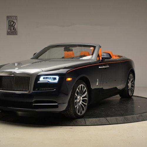 Rolls Royce Dawn 2018