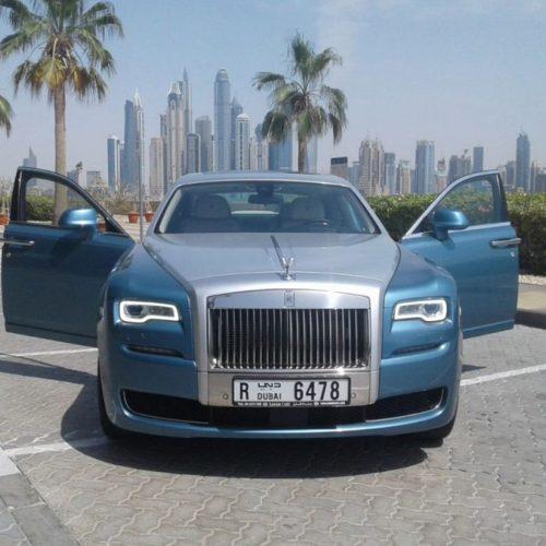 Rolls Royce Ghost 2018