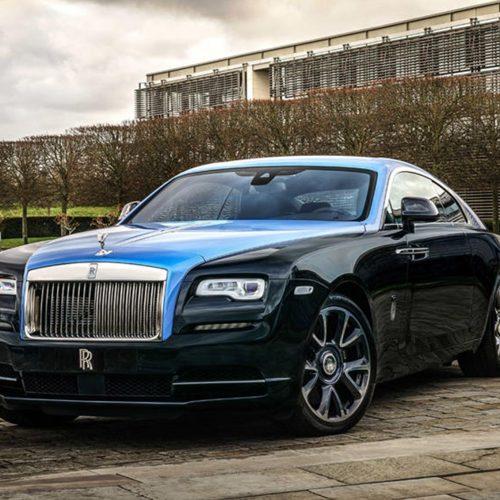 Rolls Royce Wraith 2018