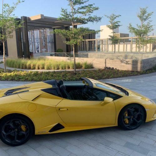 Lamborghini EVO spyder 2021