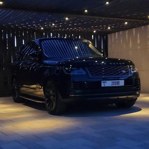 Range Rover Vogue 2020