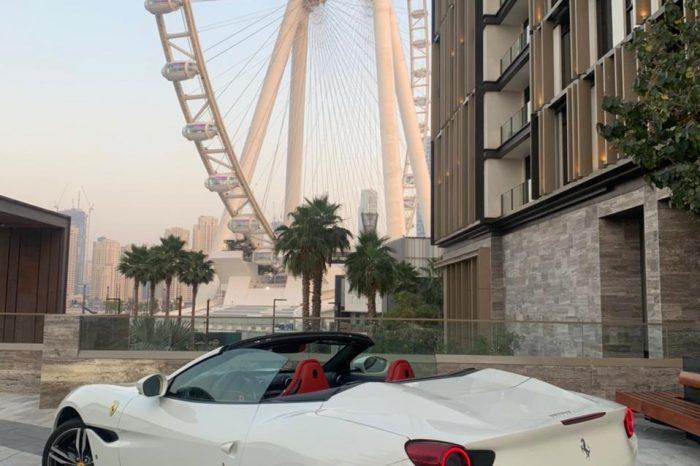 Ferrari Portofino 2020 White